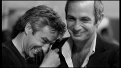 John Cassavetes & Ben Gazzara