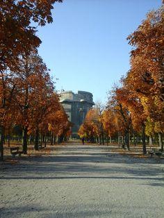 Vienna, Sidewalk, Walkway, Walkways
