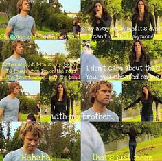 My absolute favorite Densi moment!! I literally could not stop laughing!!