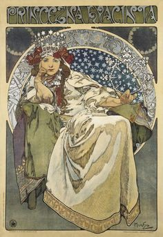 Alfons Mucha's life and work