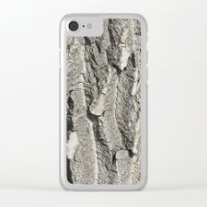 Shop clear-cases, for iPhone X, iPhone iPhone 7 & iPhone 6 models, featuring brilliant patterns and designs on frosted, transparent shells - created by Juliana Kroscen. Tree Bark, Iphone Cases, I Phone Cases