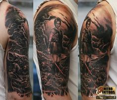 tatuaggi samurai
