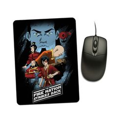 Fire Nation Strikes Back - Accessories