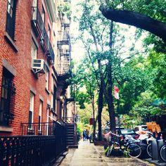 Perry Street, New York