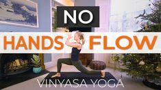 Don't let a hand, wrist, or shoulder injury mess with your practice ❌ If you're suffering from an upper body injury, or perhaps you just want to target the core and legs, I've designed this nifty little vinyasa flow for you. There's a lot of balances in this flow, so don't be afraid to wobble and have a laugh. It's good practice for your co-ordination and proprioception! (awareness of your body in space) 🧘♀️ Online Yoga Classes, Shoulder Injuries, Hand Wrist, Free Yoga, Vinyasa Yoga, Have A Laugh, Upper Body, Nifty, Flow
