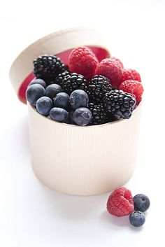 Blueberries, Blackberries and Raspberries | Mowielicious