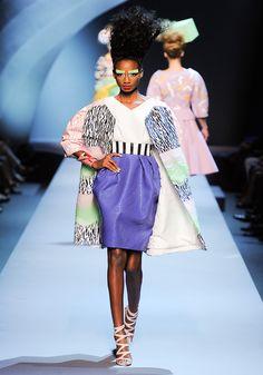 #ChristianDior Fall 2011 Couture