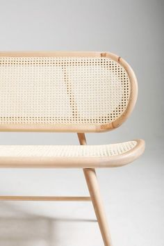 bernardes bench by andreu carulla. | love it for an entry way