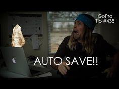 Set Up Auto Save on GoPro Studio - GoPro Tip #438