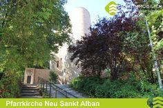 Köln-Neustadt Nord-Pfarrkirche Neu Sankt Alban