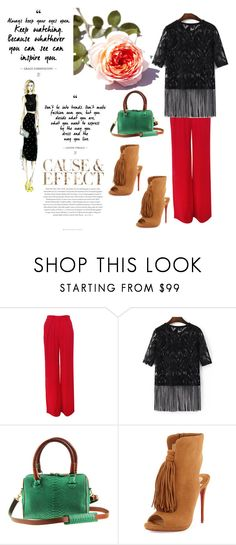 """""""Black Top"""" by pinkunicorn16 on Polyvore featuring Isabel Marant, Cashhimi…"""