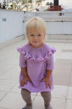 Knitmandu: Olivias Dansekjole