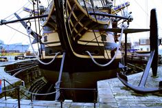 HMS Victory, Portsmouth, England | HMS Victory, Portsmouth, UK