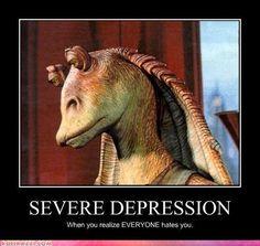 Jar Jar Binks Quotes 154 Best Star Wars Humor Images On Pinterest  Funny Stuff Star .