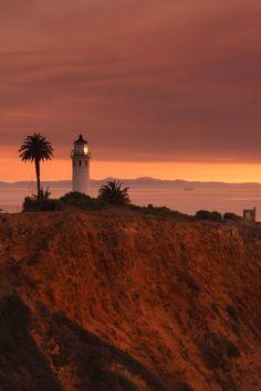 Point Vicente Lighthouse, Palos Verdes, California