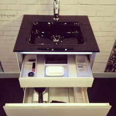 Robern Compact Bathroom Vanity