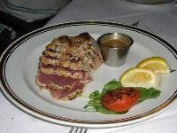 Pasadena's Arroyo Chop House has the most delicious ahi tuna