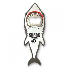 Shark Week Shark Bottle Opener