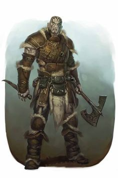 Tagged with art, drawings, fantasy, roleplay, dungeons and dragons; Fantasy Races, Fantasy Warrior, Fantasy Rpg, Medieval Fantasy, Dnd Characters, Fantasy Characters, Fantasy Inspiration, Character Inspiration, Character Portraits