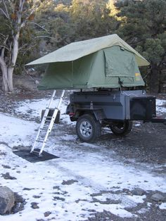 expedition trailer