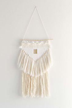triangle weaving