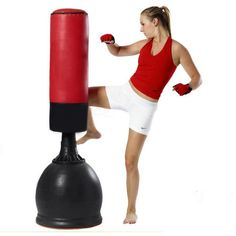 Punching Bag & Boxing Stand