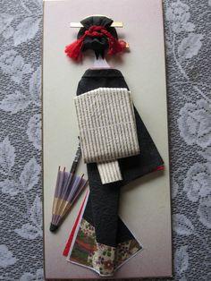Japanese paper doll by Japanesepaperdoll.deviantart.com on @deviantART