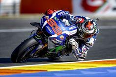 Gran Premio de la Comunitat Valenciana MotoGp: Jorge Lorenzo marca la pauta en los libres