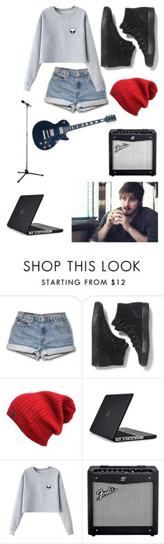 """""""Save The Talent For Warped Tour"""" by kathrynclifford on Polyvore featuring Keds, Speck, Chicnova Fashion, women's clothing, women, female, woman, misses and juniors"""