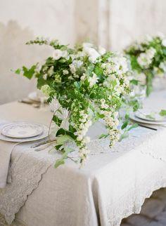 Romantic Italian Villa Wedding Inspiration