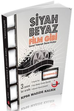 2017 KPSS Vatandaşlık Siyah Beyaz Film Gibi Soru Bankası Kısayol Yayınları