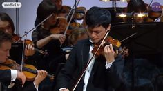 Yu-Chien Tseng plays Jean Sibelius: Violin Concerto in D minor, & Pyotr Ilyich Tchaikovsky: Violin Concerto in D major – Moscow Philharmonic Orchestra, Yuri Simonov – XV International Tchaikovsky Competition, 2015, Violin / Final Round • http://facesofclassicalmusic.blogspot.gr/2016/08/yu-chien-tseng-plays-jean-sibelius.html