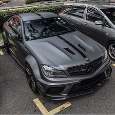 C63 Black Series RATE IT 1-10! -- Photo by @blackfoxphotography ©