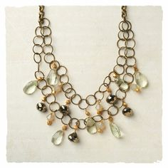 Shop Now! I found the Hills of Green Necklace at http://www.arhausjewels.com/product/nc621/necklaces. $97.00 #arhausjewels #necklaces.