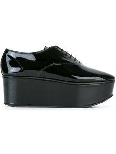 REPETTO Platform Lace Up Shoes. #repetto #shoes #shoes