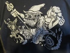 MR. MOONSHINE HILLBILLY HOT ROD T SHIRT MONSTER ART 2XL 3XL SCHERES