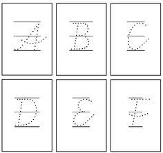 Vereinfachte Ausgangsschrift, Schreibschrift, kostenlos, Grundschule, Förderschule, schreiben, Legasthenie, Legasthenietraining, AFS-Methode, Koujou, Stephany Koujou, schreiben1