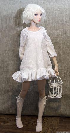 Котян / Ямогу. Каталог мастеров и авторов кукол, игрушек, кукольной одежды и аксессуаров / Бэйбики. Куклы фото. Одежда для кукол