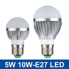 $2.35 (Buy here: https://alitems.com/g/1e8d114494ebda23ff8b16525dc3e8/?i=5&ulp=https%3A%2F%2Fwww.aliexpress.com%2Fitem%2FNEW-LED-E27-5W-10W-85-265V-LED-Lamp-SMD5730-LED-Bulb-Light-Lighting-IC-Driver%2F32444599325.html ) NEW LED Lamp E27 5W 10W 85-265V SMD5730 LED Bulb Light Lighting IC Driver Longer Life Warm/Cold White Bombillas Lampada LED for just $2.35