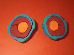 Les volcans 1ère séance : structure de la Terre Childhood, Education, Science Activities, Volcanoes, Infancy, Onderwijs, Learning, Childhood Memories
