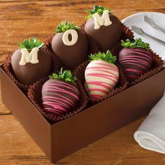 Harry and David Chocolate-Covered Strawberries