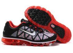 Air Max Red and Black | ... Max 2011 :: Air Max 2011 Men :: Nike Air Max 2011 Men Black White Red