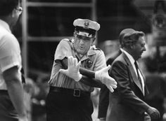 Vic Cianca, Pittsburgh's dancing traffic cop - from the Post-Gazette Digs archives