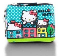 5e92f5cdb1 Hello Kitty City Coin Bag by Loungefly