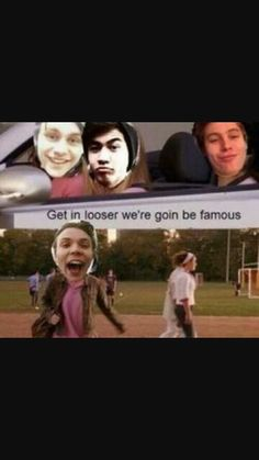 I would love this version of mean girls