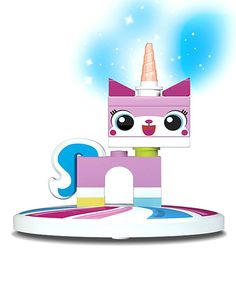 Look at this LEGO Movie Unikitty Night Light on #zulily today!