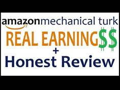 Ever wondered how you could make some extra dollars in your spare hours? Mechanical Turk offers you just that. Make Quick Money, How To Raise Money, Make Money From Home, Amazon Mechanical Turk, Earn Money Online Fast, Instant Money, Home Based Jobs, Need Money, How To Get Rich