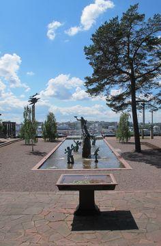 Millesgården - Sull'isola di Lidingö c'è un museo-casa-parco strepitoso con una vista impareggiabile su Stoccolma. Siamo molto grati allo scultore Carl Milles e a sua moglie, la pittrice Olga Granner, che hanno ideato, creato, curato per anni questo paradiso prima di donarlo allo Stato svedese nel 1930 - www.millesgarden.se