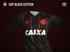 83c40479e3 Atlético-PR lança camisa especial à torcida  manto estreia neste domingo