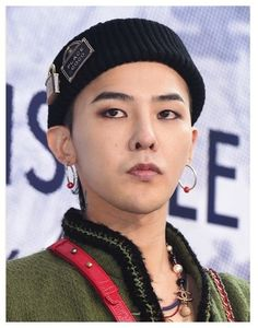 Bigbang Gd G-Dragon - Leste Earring Ear Cuff Kpop Celeb Accessories Gd Bigbang, Bigbang G Dragon, Daesung, Jooheon, Winwin, Big Bang Memes, Kpop Earrings, G Dragon Fashion, Sung Lee